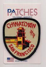 San Francisco Chinatown Souvenir Patch