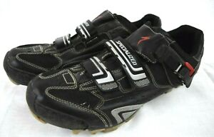 Details about  /SPECIALIZED Cycling Shoes Mens US Size 13 EU 46 Grey Red Black