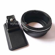 Tripod Canon EOS EF Lens to Sony NEX E Mount NEX5 NEX6 NEX7 VG10 5R 5T Adapter