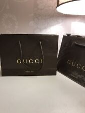 BNWT & Sealed 100% Genuine Gucci  Embossed Gift Bag Perfect For Valentines Day