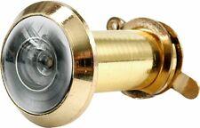 Tür Spion Sicherheit Türspion 16 mm 200° Gold 35-50 mm für Haustür Wohnungstür
