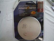 SMOKE ALARM POWER MASTER