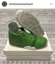 Nike X Fragment Chlorophyll Air Trainer 1 Mid SP Size 10