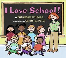 I Love School! Books