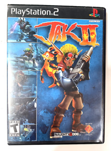 Jak II SONY PLAYSTATION 2 PS2 GAME TESTED ++ WORKING