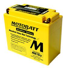 MOTOBATT AGM 12V BATTERY MB18U - Motorcycles, ATV's, PWC & Snowmobiles