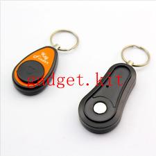 1 in 1 Anti-lost Key Finder Keychain Locator Wireless Remote Beeping RF Receiver