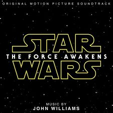 John Williams CD Star Wars: The Force Awakens Deluxe Edition Digipak (M/M)