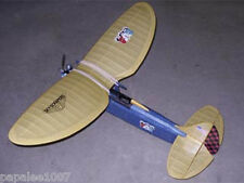 """Model Airplane Plans (FF): TORNADO  Old Time 30"""" Class A (1946) by Paul Plecan"""