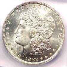 1882-O Morgan Silver Dollar $1 - ICG MS65 - Rare in MS65 - $1,290 Value!