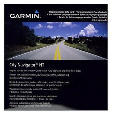 Garmin Map City Navigator Egypt NT (SD/microSD)