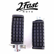 2FastMoto Replacement Rear Footpegs Yamaha RD 125 200 400 RS 100 XT225 Serow