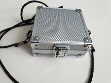 Koffer Tasche Case für Gameboy Advance SP - Nintendo GBA Aluminium  TOP Zustand