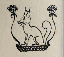 ARTHUR RACKHAM Original pen & ink Fox USED in Fairy Book PROV: RACKHAM ESTATE