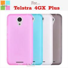 Soft TPU Gel Clear TPU Case Cover For Telstra 4GX Plus / ZTE Blade A462