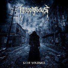Happy Days - Save Yourself CD 2016 digi melancholic depressive black metal