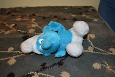 Old Collectible plush Smurf 1980