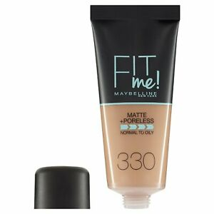 Maybelline Fit Me Matte & Poreless Foundation - 330 Toffee