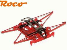 ROCO H0 113601 pantografo / RBS 54 ROSSO CARMINIO - NUOVO + conf. orig.