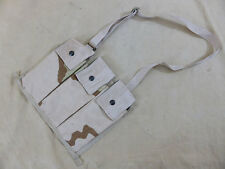 Us Desert bandoleer enérgicos pouch bolsa transporte 3er con correa de transporte