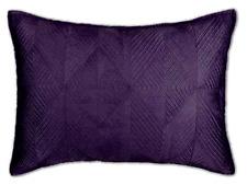 Regal Purple Wamsutta Bliss King Pillow Sham - 21 inches X 36 inches