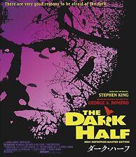 THE DARK HALF George A. Romero- Japanese original  HD New Master Edition Blu-ray