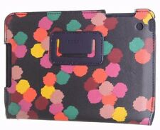 New FOSSIL Key-per IPad Mini Tablet Case Sleeve Polka Dot Colorful 2 3 4 NWOT