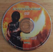The Exterminator (Unrated Director's Cut) DVD ONLY!! RARE!! (2011)