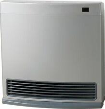Rinnai Dynamo 15 Convector Gas Heater - Platinum Silver