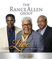 THE RANCE ALLEN GROUP: LIVE FROM SAN FRANCISCO NEW DVD