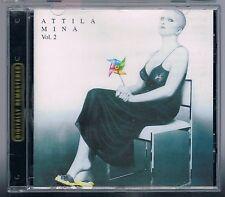 MINA ATTILA VOL. 2 CD REMASTERED EDITORIALE