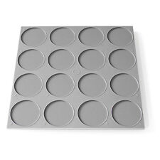 Qu-MAT (grey) Multipurpose Silicone Game Mat for Quxacto Series Board Games