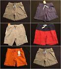 NWT Gymboree Boys Knit Athletic Shorts Size  4 5 6 7 8 & 10 Selection!