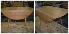 Ercol Originals 3384ST  Drop Leaf  Table  ST    W120 D110 H73 1 LEAF W91,2 -62CM