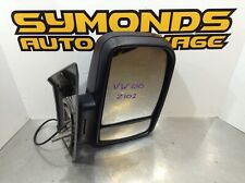 2012 VW CRAFTER SHORT ELCTRIC DRIVER OFF-SIDE O/S MIRROR WITH INDICATOR REF:Z102