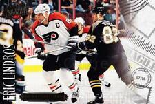 1997-98 Donruss Priority Postcards #8 Eric Lindros
