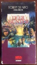 The Deer Hunter 1989 2 Vhs Tape De Niro Christopher Walken Vhsshop.com