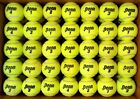 100 used tennis balls FREE SHIP & FREE RECYCLING support RecycleBalls nonprofit