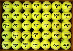 200 used tennis balls  FREE SHIP & FREE RECYCLING - Save 20%