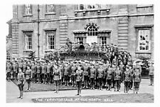 pt8456 - Cusworth Hall , Territorials , Doncaster , Yorkshire - photograph 6x4