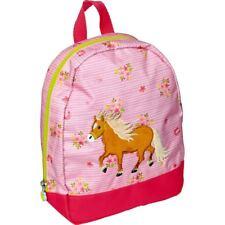 Spiegelburg Kindergartenrucksack Kinderrucksack Pferd Pferdchen rosa 14644 neu