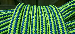"""1/2 """" x 150 ft. Dendrolyne Double Braid Polyester Arborist / Industrial Rope."""