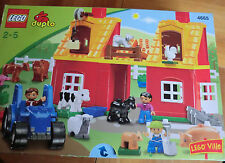 LEGO Duplo - großer Bauernhof Nr. 4665