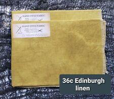 "Hand Dyed zweigart Edinburgh Cross Stitch 36 Count Linen 18""x27"""