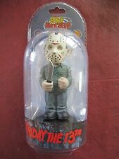 Friday The 13th-Jason Voorhees-Solar Powered Body Knocker 6 inch figure