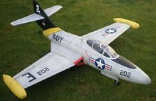 F9F Panther  80 inch Wing   Giant Scale RC Model AIrplane Printed Plans