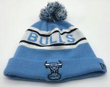 Chicago Bulls Powder Blue Winter Hat