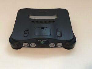 Nintendo 64 N64 RGB Amp Mod THS7374 Recapped Region Free RGB LED
