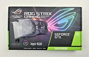 Asus ROG STRIX Gaming GTX 1660 Super 6GB GDDR6 Graphics Card Limited Warranty