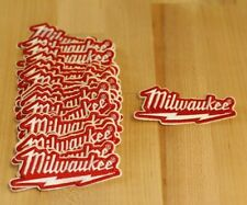 """Milwaukee Power Tools """"Bolt"""" Patch 1"""" x 3"""" """"Authentic"""" M12 M18 Fuel"""